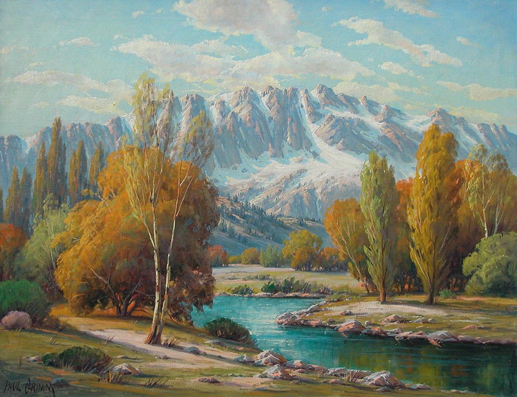 paul-grimm-sierra-autumn-painting
