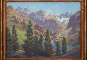Paul Grimm Sierra Painting