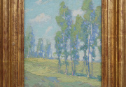 Paul Lauritz California Painting