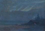 Paul Laurtiz Painting