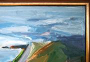 Paul Wonner Painting Close Up