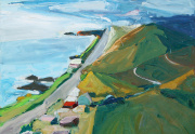 Paul Wonner Painting