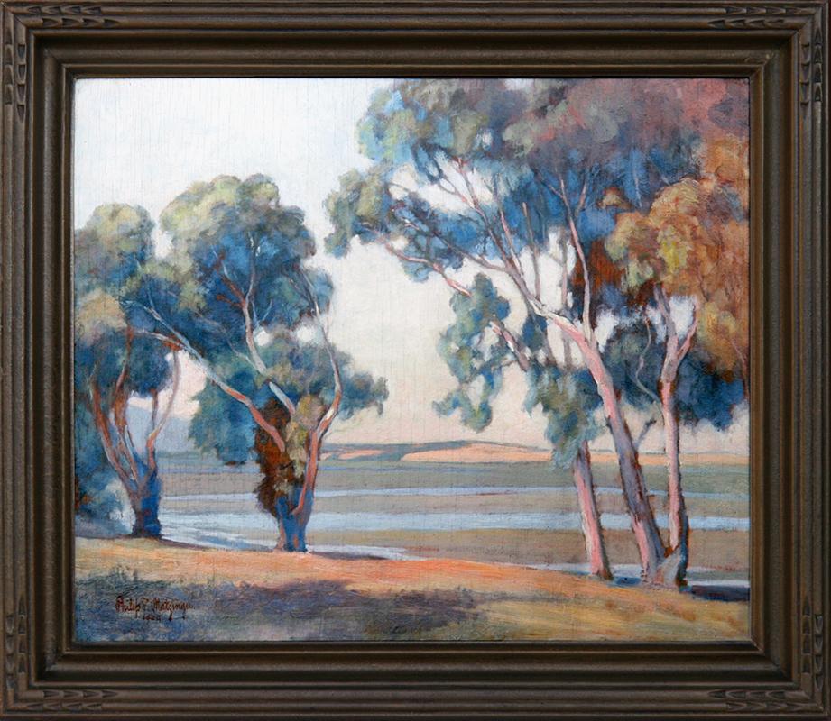 Philip Matzinger California Painting