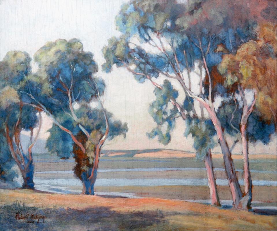 Philip Matzinger Painting