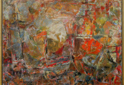 Richard Nelson Abstract Painting