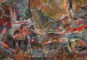 Richard Nelson Painting Closeup