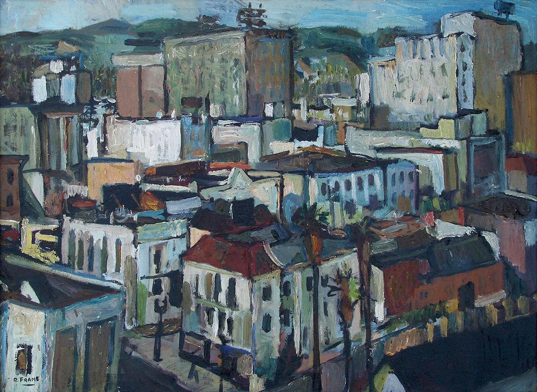 robert-frame-hollywood-painting