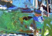 Robert Frame Art Close Up