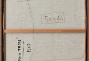 Robert Frame Painting Back