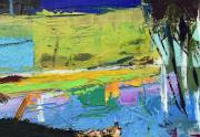 Robert Frame Artwork Close Up