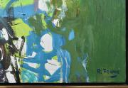 Robert Frame Painting Signature