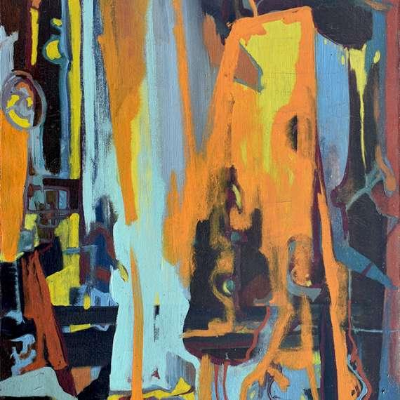 Robert Kaess 'Abstract' 1950
