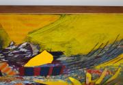 Robert Loberg Painting Framed