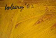Robert Loberg Painting Signature