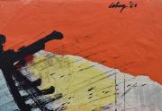 Robert Loberg Abstract Signature