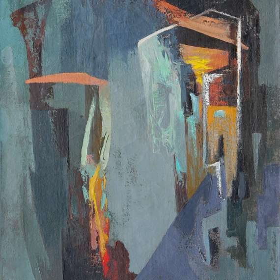 Ruth Armer 'Abstraction #250'