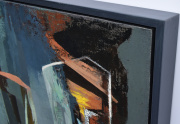 Ruth Armer Painting Close Up