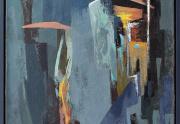 Ruth Armer Painting Framed