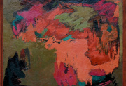 Ruth Armer Abstract Painting