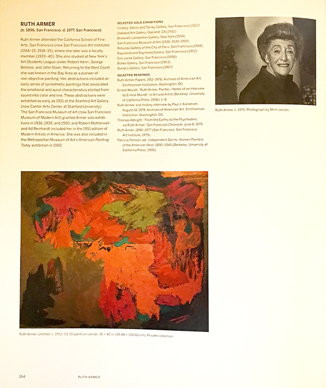 women-of-abstract-expressionism-ruth-armer