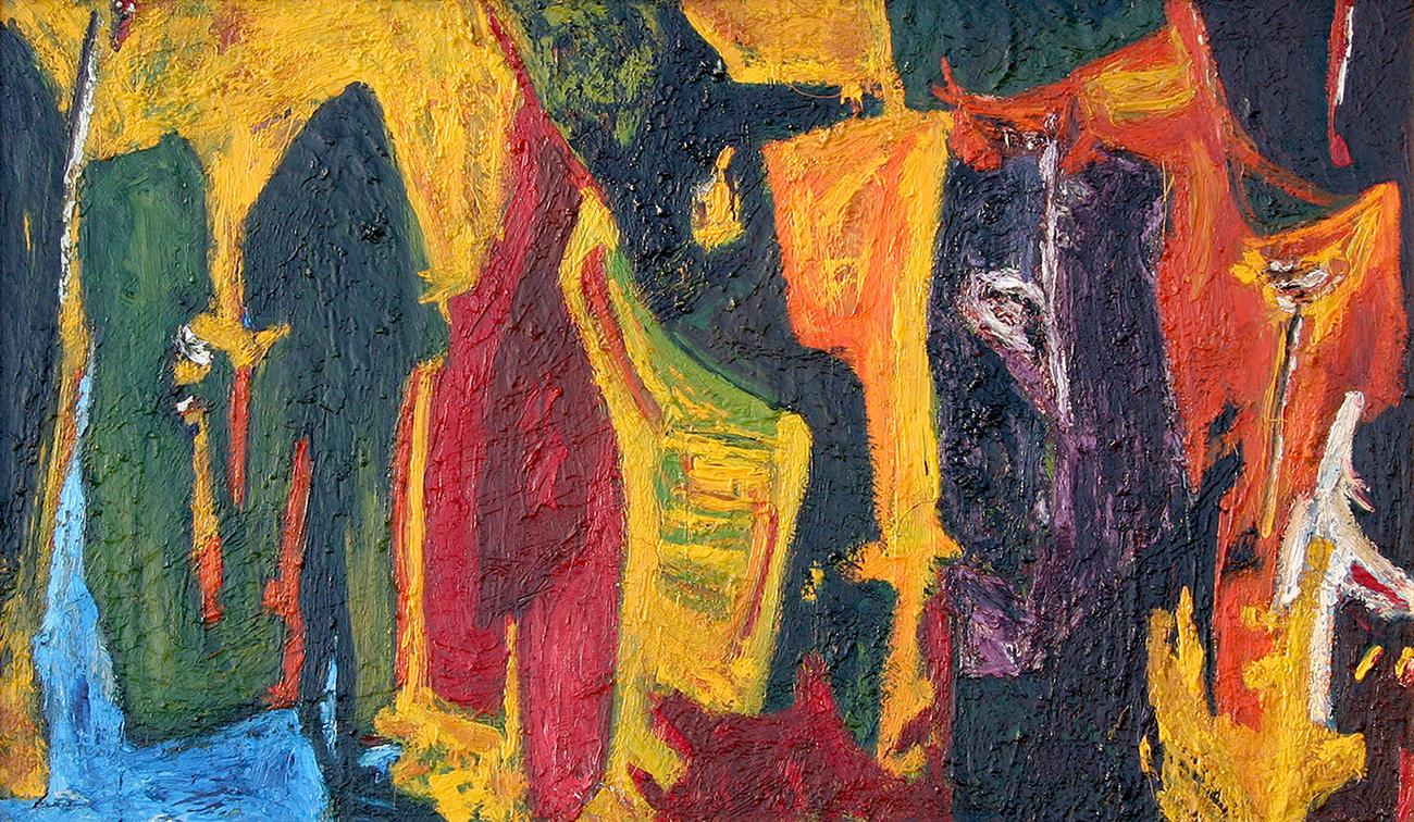 ruth-wall-abstract-painting