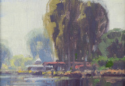 Sam Hyde Harris Painting
