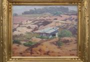 Sam Hyde Harris California Painting