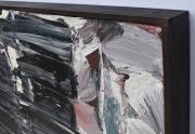 Sam Tchakalian Painting Frame Closeup