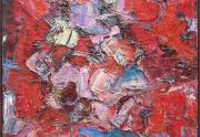 Sonya Rapoport Abstract Painting