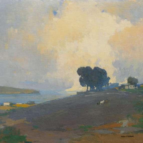 Arthur Mathews 'Summertime'