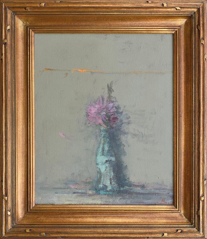 terry-delapp-pink-gerbera-painting
