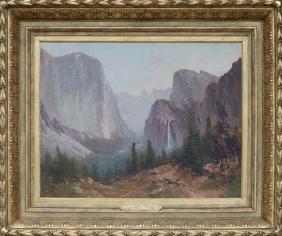 thomas-hill-yosemite-painting