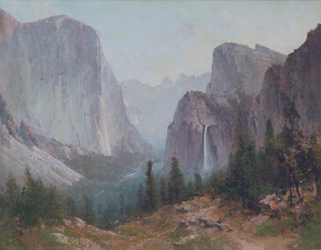 thomas-hill-yosemite-valley-painting