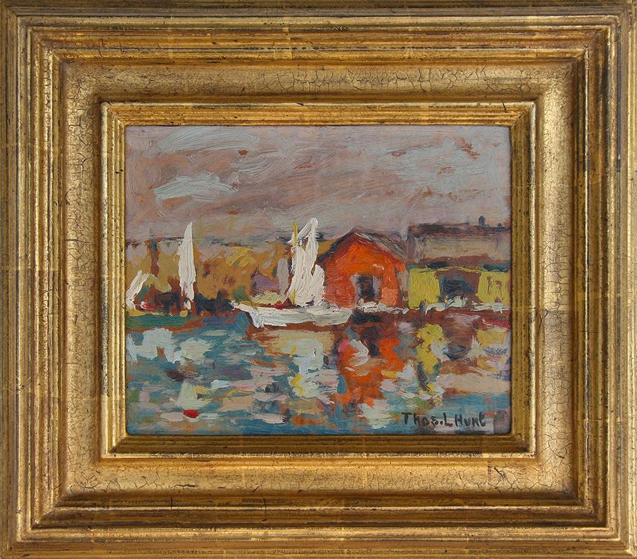 thomas-hunt-impressionist-painting