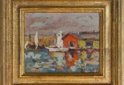 Thomas Hunt Impressionist Painting