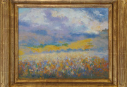Thomas McGlynn Spring Storm Painting