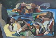 Walter Kuhlman Painting