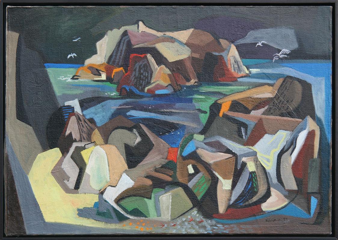 walter-kuhlman-abstract-painting