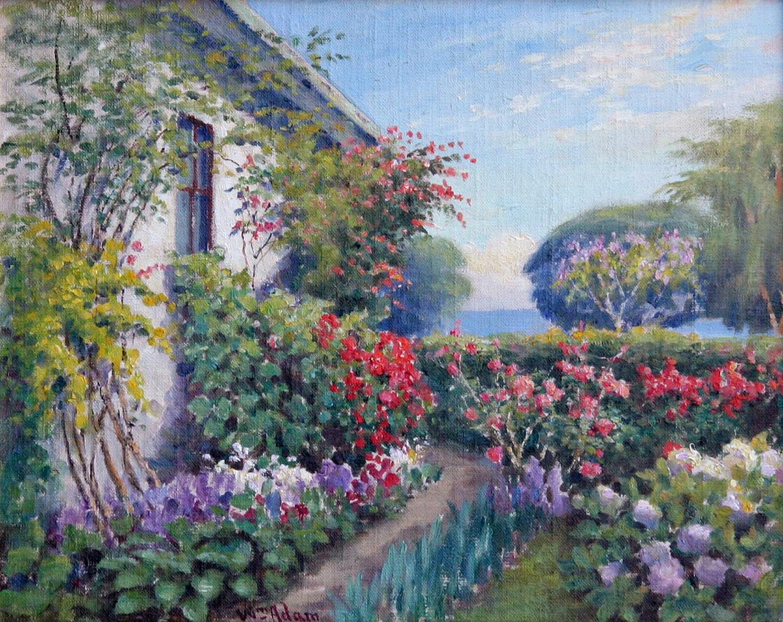 william-adam-painting