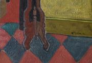 William Gaw Artwork Close Up