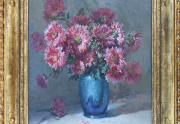 William Hubacek Painting Framed