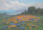 William Jackson California Painting
