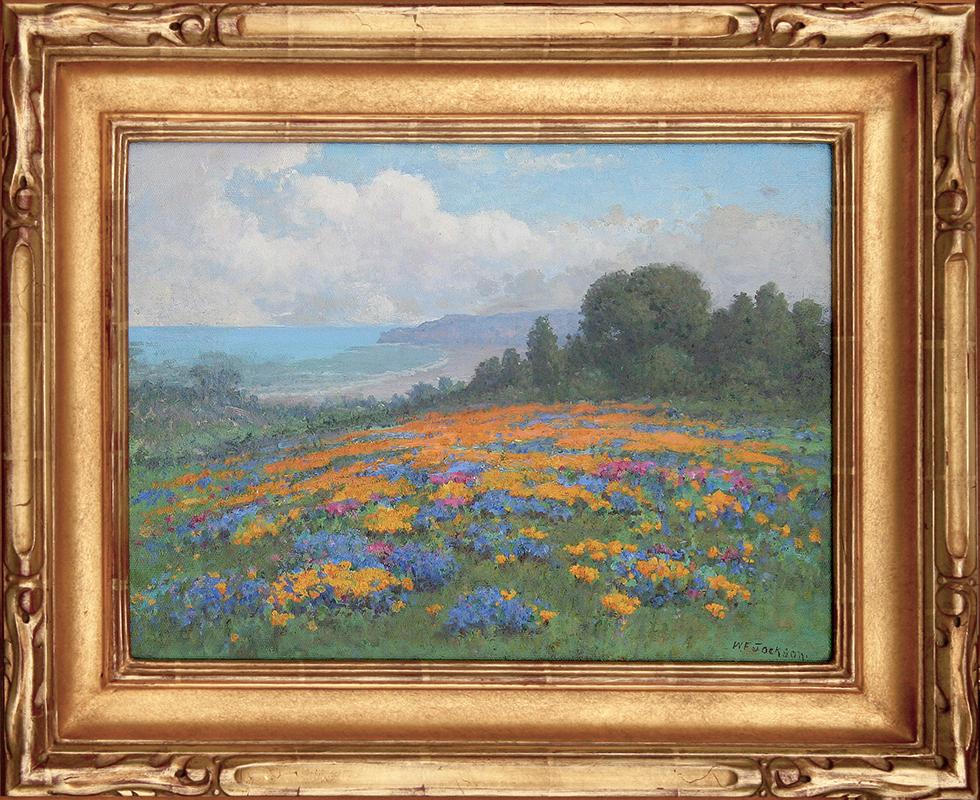 william-jackson-poppy-painting