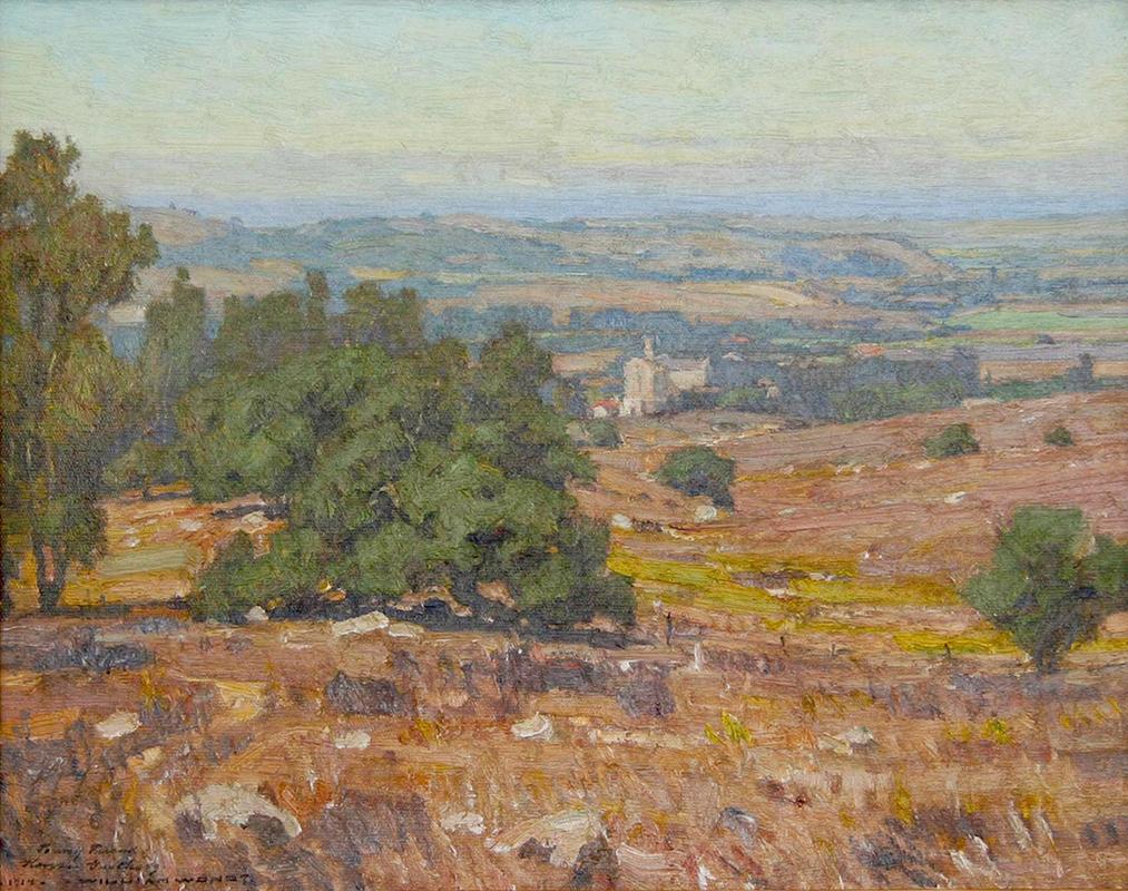 willliam-wendt-painting