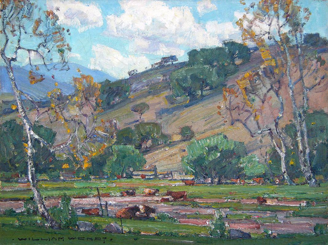 william-wendt-painting