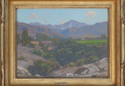 William Wendt Painting