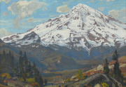 William Wendt Mountain Majestic