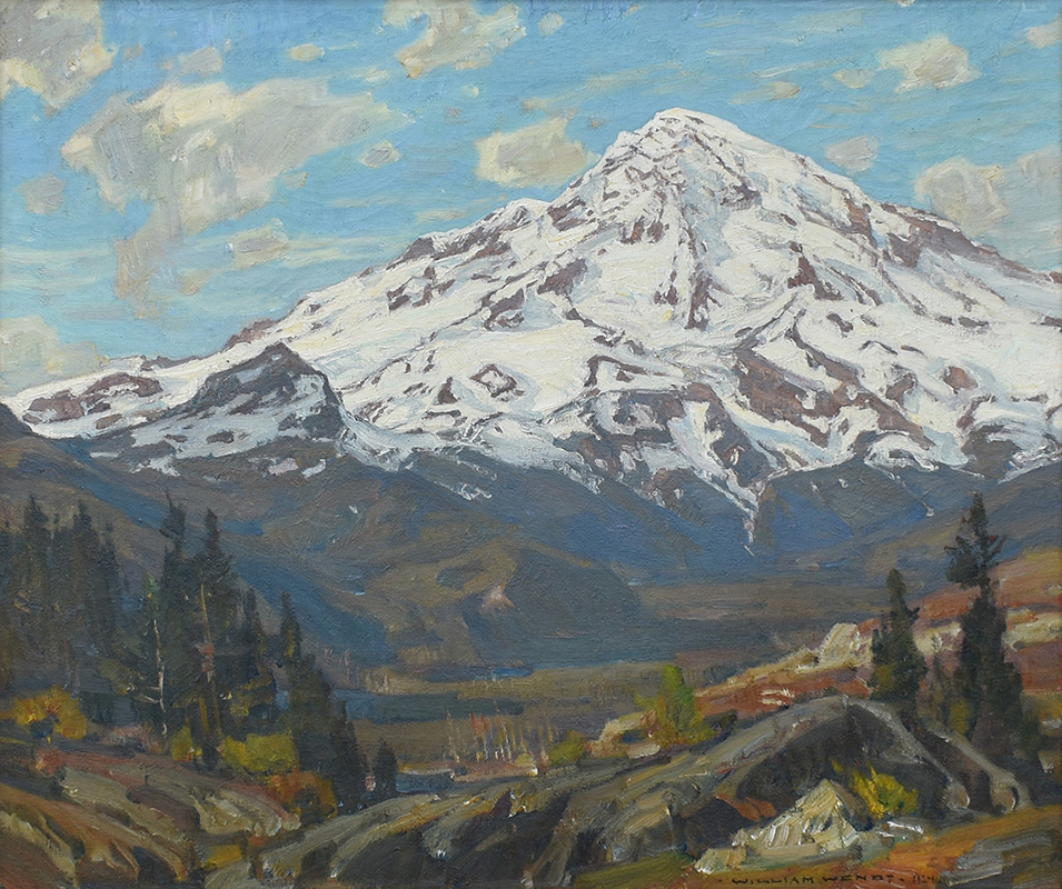 william-wendt-mountain-majestic