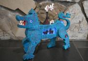 Ynez Johnston Sculpture