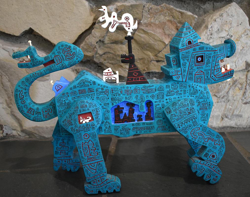 ynez-johnston-blue-dog-and-dragon